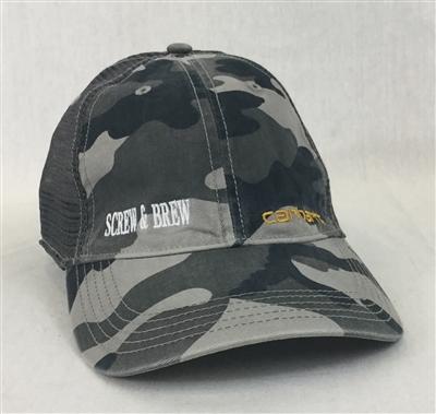 Carhartt Camo Hat