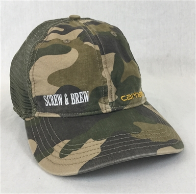 Carharrt Camo Hat