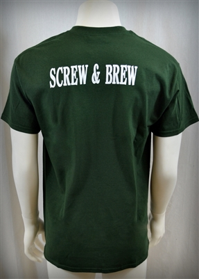 Men's Screw and Brew Tee